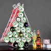 John P. Cleary | The Herald Bulletin<br /> Wine Advent calendar.