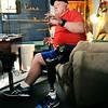 John P. Cleary | The Herald Bulletin<br /> Air Force veteran Johnnie Wilson.