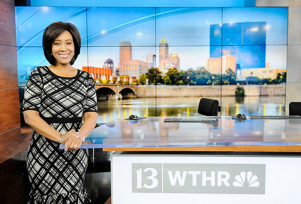 Don Knight | The Herald Bulletin<br /> WTHR anchor Andrea Morehead is cancer free and returning to work at Channel 13.