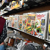 John P. Cleary | The Herald Bulletin<br /> Rembert N. Parker talks about knowing Stan Lee and his impact with Marvel Comics. Parker is the owner of Reader Copies, a comics and games store in Anderson.