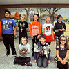 John P. Cleary | The Herald Bulletin<br /> Pendleton Elementary School held a Idiom Dress Up Day Wednesday where students dressed up as their favorite phrases rather than in traditional Halloween costumes.
