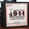 John P. Cleary | The Herald Bulletin<br /> Madison County Dispatch Center going to new telephone service that will automatically provide medical advice. The new Power Phone system will help replace these large, clumsy binders now in use.