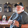 Johnnie Wilson, of Elwood, is a Air Force veteran of Vietnam and Desert Storm.