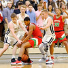 Lapel v Anderson basketball