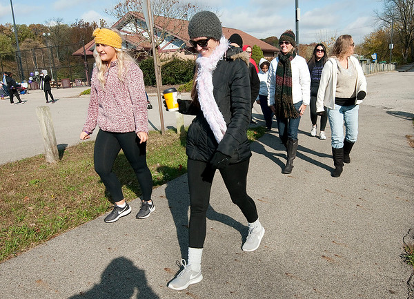 Alexis walk