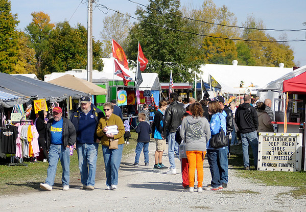 Alexandria celebrated their 25th Annual Small Town USA Festival over the weekend.