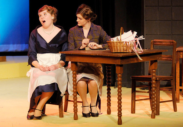 """Anderson University's production of """"She Loves Me."""""""