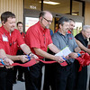 The grand opening of Ollie's Bargain Outlet Wednesday morning was kicked off by a official ribbon cutting.