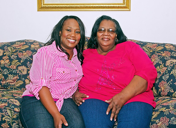 "During the three years since Martha Hardin was diagnosed and successfully treated for breast cancer, she and her daughter Chastity have shared a lot of ""fear, tears and cheers."""