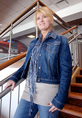 Lisa Anderson is president of Metal Art Inc.