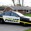 Don Knight | The Herald Bulletin<br /> APD investigates a shooting in the 1800 block of West 21st Street on Thursday.