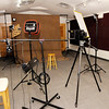 Don Knight | The Herald Bulletin<br /> Church of God Ministries has a studio for radio and video production at their new location in Flagship. They produce a weekly radio show in English, Spanish and Arabic.