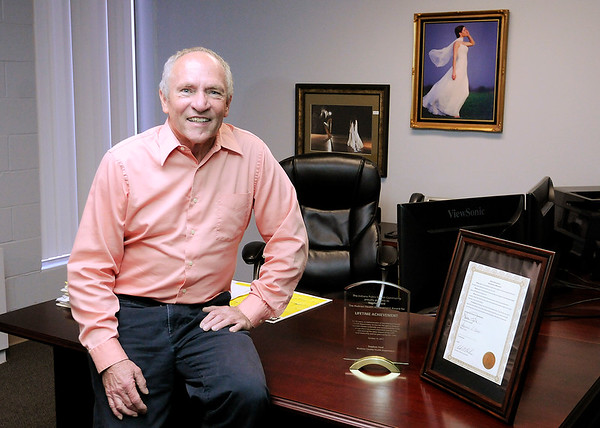 Don Knight    The Herald Bulletin<br /> Steve Ford is retiring from the Health Department. Ford, 65, started with the Health Department in January 1976 as an environmental health inspector.