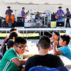 John P. Cleary |  The Herald Bulletin<br /> Hispanic music and food was the order of the day at the Hispanic Heritage Festival held at the Madison County Community Health Center.