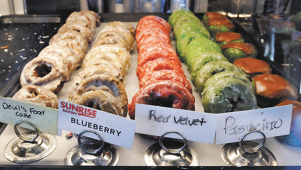 John P. Cleary | MADISON<br /> The Sunrise Bakery in Fortville.