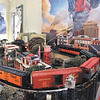 John P. Cleary | MADISON<br /> The Sunrise Bakery in Fortville as an O scale train display inside the shop.