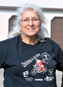 John P. Cleary | The Herald Bulletin Danielle Brossart for Hometown Heroes.