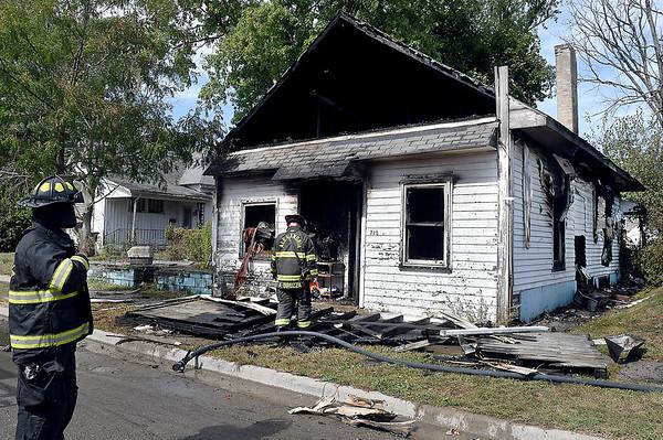 Alex house fire