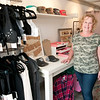 Karla Montgomery opened her boutique on wheels, Sweet Threads, after retiring from the prosecutors office.