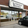 Vintage Vapors vape shop in north Anderson.