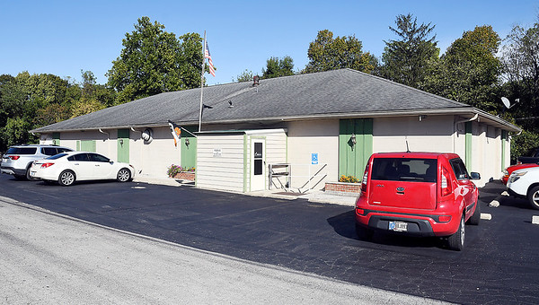 Anderson Moose Lodge and Family Center located at 225 East Pine Street in North Anderson.