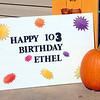 103rd Birthday