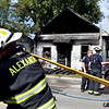 Alex house fire
