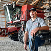 Neal Smith, of Smith Family Farms near Pendleton, is glad to see Indiana Farm Bureau roll out new health insurance options for member farmers after legislation was signed into law earlier this year to help agriculture professionals.