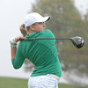 Pendleton Heights' Emily Tilton competed at the IHSAA Girls' Golf State Finals at the Legends in Franklin, Indiana.