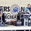 The Jay Fox Bavarian Showtime Band played German music for Octoberfest Friday afternoon.