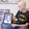 Don Knight/The Herald Bulletin<br /> Will Skiles son Charlie took his own life in August. No Will is sharing his story in hopes it will get people talking about preventing suicide.
