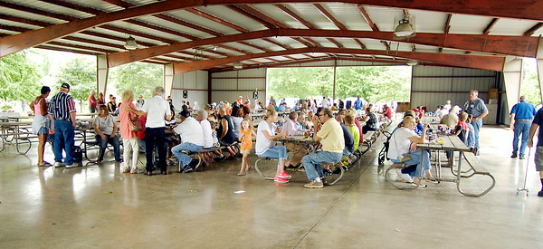 John P. Cleary | The Herald Bulletin<br /> The annual Solidarity Labor Council picnic held at Beulah Park in Alexandria.