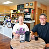 John P. Cleary | The Herald Bulletin<br /> Heaven's Delight Bakery & Cafe owners Kimberly and Chuck Whitaker in their new cafe located at 1309 Park Road.