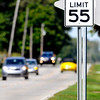 John P. Cleary | The Herald Bulletin<br /> This is a stretch of County Road 600 West, north of Indiana 32, that will have the speed limit reduced to 45 miles per hour from it's present 55 mph.