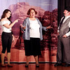 """In spite of their set-backs, Louise (Alaina Coplin), Rose (Julia Bratton) and Herbie (Bill Malone) show that they are not giving up, as they sing """"Together, Wherever We Go."""""""