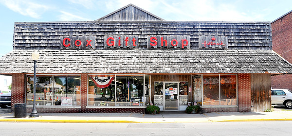 John P. Cleary | The Herald Bulletin <br /> Cox Gift Shop closing after 60 plus years in business in Alexandria.
