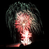 Don Knight |  The Herald Bulletin<br /> Chesterfield fireworks from the 4th of July.