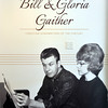 "John P. Cleary | The Herald Bulletin<br /> A new exhibit titled ""The Writings of Bill and Gloria Gaither"" opened Friday in the York Gallery at the Krannert Fine Arts Center at Anderson University."