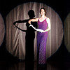 """Initially unsure of herself, Louise (Alaina Coplin) soon transforms into the self-confident star of burlesque, Gypsy Rose Lee, in the Alexandria Commons Theatre's production of """"Gypsy."""""""