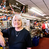 John P. Cleary | The Herald Bulletin <br /> Beverly Cox, owner of Cox Gift Shop in Alexandria, is closing the business after 60 plus years of serving the community.