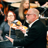 John P. Cleary |  The Herald Bulletin<br /> Anderson Symphony Orchestra's 50th anniversary season opener with conductor, and ASO music director, Richard Sowers.