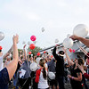 Don Knight | The Herald Bulletin<br /> The International Overdose Awareness Day event at the Anderson Fire Fighters Lodge ended with a balloon release in memory of people who have died of an overdose on Thursday.