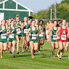Don Knight | The Herald Bulletin<br /> Runners take off at the start of the girls race during the Madison County meet at Pendleton Heights on Tuesday.