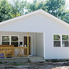 Don Knight | The Herald Bulletin<br /> Habitat for Humanity is building their first home in Chesterfield. This year is the 30th anniversary of Habitat in Madison County.