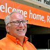 John P. Cleary | The Herald Bulletin<br /> Scott Tilley is Alumni Director for Anderson University and is a busy man with the upcoming homecoming activities.
