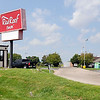 John P. Cleary | The Herald Bulletin<br /> Exterior shots of Golden Corral and the Red Roof Inn.