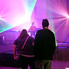 John P. Cleary | The Herald Bulletin<br /> Anderson Preparatory Academy hosted a Music and Arts Festival Saturday with one of the stages featuring electronic dance music and light show.