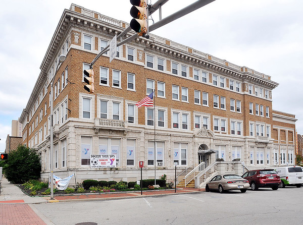 John P. Cleary | The Herald Bulletin<br /> The Anderson YMCA building has been sold to Episcopal Retirement Services, of Cincinnati, Ohio, with the YMCA leasing its current space in the building for the next five years.