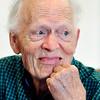 John P. Cleary | The Herald Bulletin<br /> Alzheimer's patient Sam Matthews.
