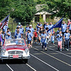 Don Knight | The Herald Bulletin<br /> Over 150 people participate in the Friends of the Poor Walk at Highland Middle School on Saturday. The event is one of the largest yearly fundraisers for the St Vincent de Paul Society, which last year gave more than $83,000 in assistance and the equivalent of $70,000 in refurbished furniture to families in need in Anderson.
